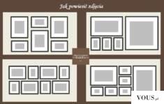 Zaplanowanie jak powiesić zdjęcia w ramach lub antyramach wcale nie musi być trudne. Zobaczcie n ...