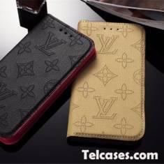 LV iphonexc/x plus ケース 手帳型 iphone8/7ケース モノグラム オシャレ メンズ