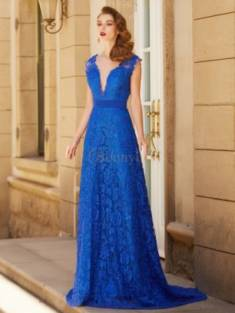Robes de soirée en dentelle pas cher, robes en dentelle en ligne – Bonnyin.fr