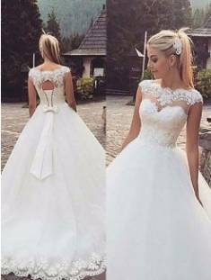 Bridal Gowns 2018, Cheap Wedding Dresses Canada Online – MissyDress