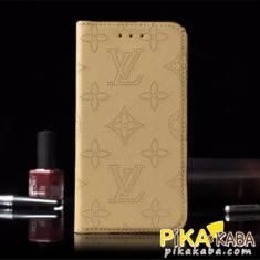 ルイヴィトン iPhoneX/8/8plusケース スタンド 手帳型 マヒナ 人気