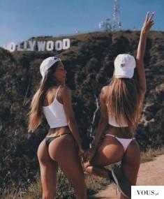 Okrągłe tyłeczki w Hollywood