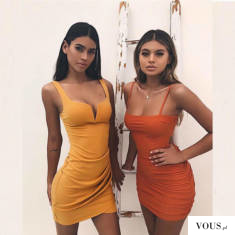 Dopasowane sukienki na lato