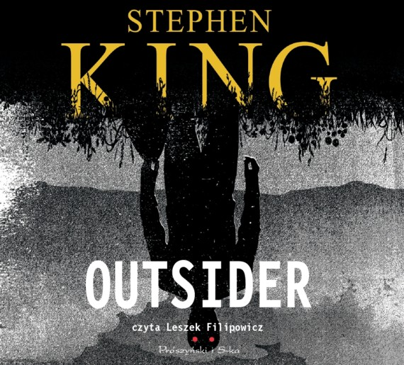 Outsider – Stephen King | Audiobook w MP3 – Woblink.com