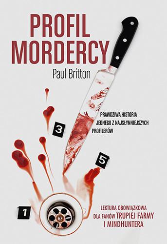 Profil mordercy – Britton Paul | Książka – Woblink.com