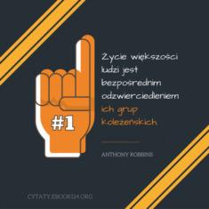 ✩ Anthony Robbins cytat o życiu ✩ | Cytaty motywacyjne