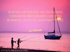 ✩ Leo Babauta cytat o sukcesie ✩ | Cytaty motywacyjne