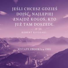 ✩ Robert Kiyosaki cytat o naśladowaniu innych ✩ | Cytaty motywacyjne
