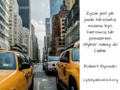 ✩ Robert Kiyosaki cytat o życiu ✩ | Cytaty motywacyjne