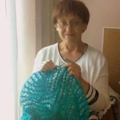 Mam na imię Edyta.Zajmuje się dziewiarstwem od dwudziestu lat.Dziergam na drutach i szydełku,cza ...