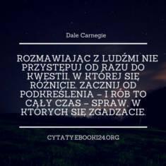 ✩ Dale Carnegie cytat o różnicach i podobieństwach ✩ | Cytaty motywacyjne