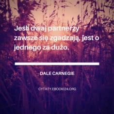 ✩ Dale Carnegie cytat o zgodzie ✩ | Cytaty motywacyjne