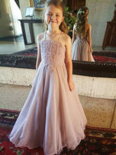 Infant Flower Girl Dresses, Baby Girl Dresses – Vividress