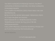 ✩ Nick Vujicic cytat o nadziei ✩ | Cytaty motywacyjne