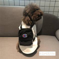リュック付きペットTシャツ チャンピオン champion 犬服 ドックウェア 猫服