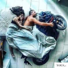 Kobieta czy motor?