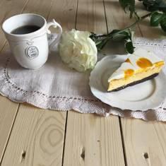 Sernik z mango | AleTorcik! – przepisy na pyszne, domowe ciasta, ciasteczka i torty.