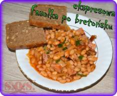 Fasolka po bretońsku – to smaczny substytut tradycyjnej fasolki po bretońsku. Dziecinnie p ...