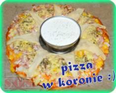 Pizza KORONA | Blog Kulinarny  Co powiesz na klasyczną pizzę… ale w nowej odsłonie😉 Przygo ...