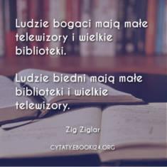 ✩ Zig Ziglar cytat o różnicy między ludźmi bogatymi a ludźmi biednymi ✩ | Cytaty motywacyjne