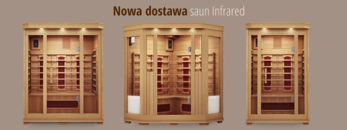 Sauna na podczerwień do domu. Sprawdź duży wybór modeli na Haakala.pl