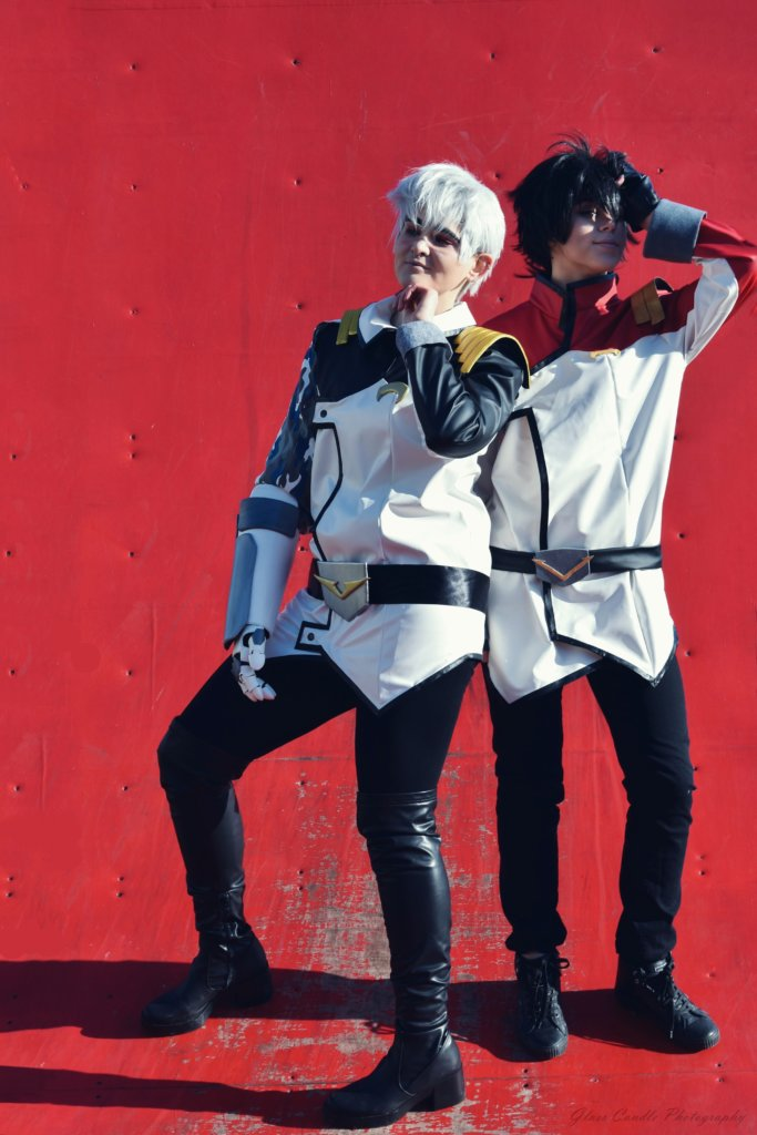 Cosplay Voltron – Glass Candle Photography – fotografia i inne!
