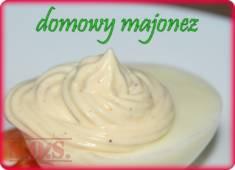 Domowy majonez zrobiony jedynie z… jajka, musztardy, octu i oleju😉 Szybki i łatwy do przyg ...