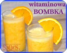 Koktajl witaminowy z banana i pomarańczy – w kilka minut przygotujesz ten orzeźwiający zdr ...