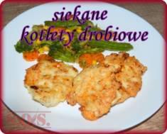Kotlety drobiowe z majonezem i żółtym serem | Blog Kulinarny Smaczne i szybkie w przygotowaniu k ...