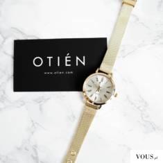 Zegarek Orival złotyZegarki Otien, dobre i tanie do 100zł