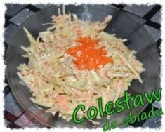 Colesław surówka obiadowa | Blog Kulinarny To jedna z najprostszych i zarazem najbardziej znanyc ...