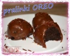Domowe pralinki OREO | Blog Kulinarny Przysmak dla wielbicieli ciasteczek Oreo😊 Wystarczą tylko  ...