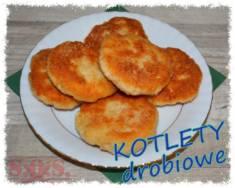 Kotlety drobiowe mielone | Blog Kulinarny Klasyka na talerzu, czyli smaczne i proste kotlety  dr ...