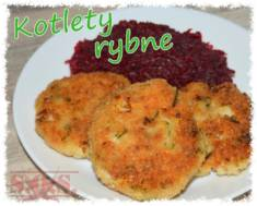 Kotlety rybne siekane | Blog Kulinarny Chrupiące… złociste… pyszne kotlety z filetów ...