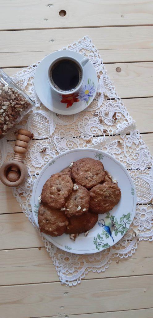 Ciasteczka jaglane z białą czekoladą | AleTorcik! – przepisy na pyszne, domowe ciasta, cia ...