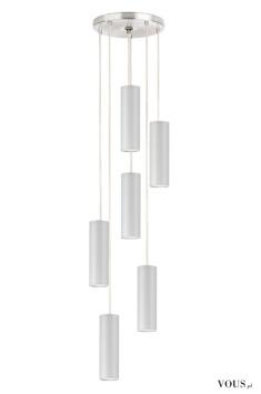 Lampa wisząca MONACO to doskonałe uzupełnienie dużych, przestrzennych wnętrz. Oprócz swojej pods ...