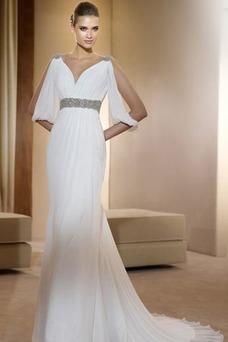 Vestidos de novia estilo griego baratos, Vestidos estilo griego de novia online