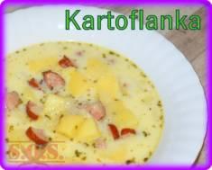 Zupa Kartoflanka | Blog Kulinarny Wspaniała zupa ziemniaczana – prosta, smaczna, aromatycz ...