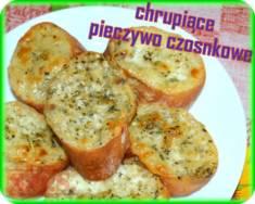 Domowe pieczywo czosnkowe   Blog Kulinarny