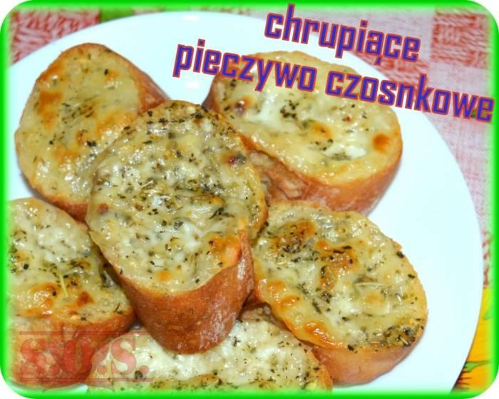 Domowe pieczywo czosnkowe | Blog Kulinarny