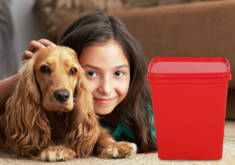 Pet Food Container – Bright Plastic Products Supplier