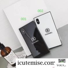 可愛い シャネル CHANEL iPhonexs max/xr ケース galaxy s8/s9+ ケース 超可愛い アイフォーン テン/10 ...