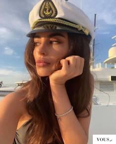 czapka marynarska