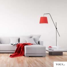 Lampa podłogowa VIGO charakteryzuje się ergonomiczną konstrukcją a co za tym idzie także funkcjo ...
