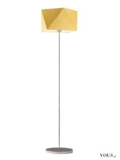 Lampa podłogowa FIDŻI podbije serca miłośników elegancji i awangardowego designu. Lampa stanie s ...