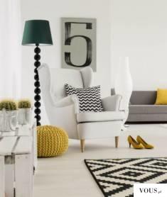 Podłogowa lampa stojąca BANGKOK to połączenie elegancji i nowoczesnego designu. To idealna propo ...
