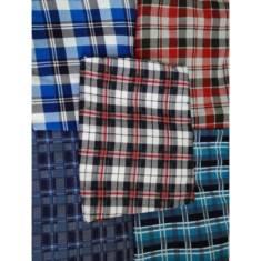 Spodnie do piżamy Krata poleca sklep Pradlo