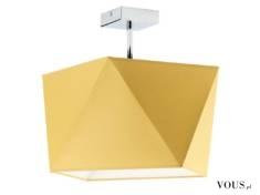 Nowoczesny plafon TACOMA to eleganckie i funkcjonalne oświetlenie sufitowe. Oryginalny abażur w  ...
