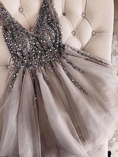 Abendkleider Kurz | Abendkleider Knielang Günstig Online – DreamyDress