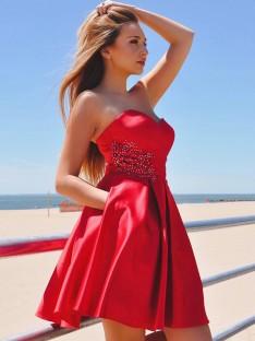 Abiballkleider Kurz Kaufen Günstig Online – DreamyDress